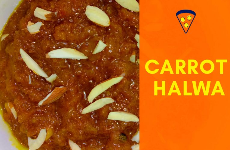 Delicious Carrot Halwa