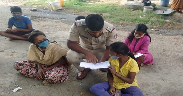 The Police officer who turned into a teacher: A special teacher's day story