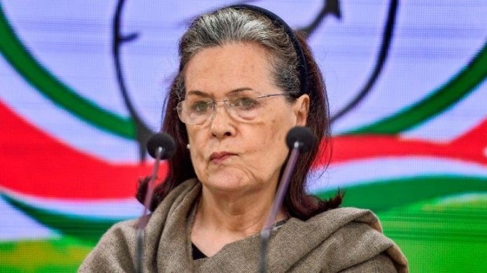 Constant voices raise against INC: Letters flood the table of Sonia Gandhi from the parties Ex-members