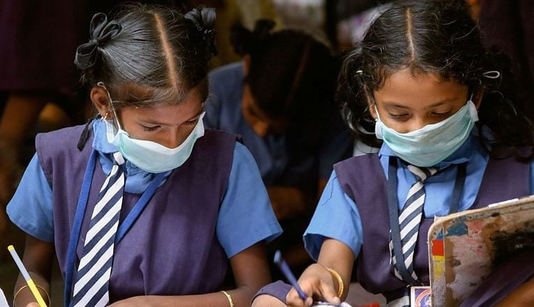 Schools can function for classes 9 to 12 from September 21st: SOP issued by the union ministry