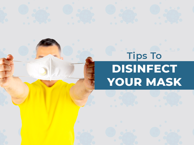 How To Wash and Disinfect Face Masks?