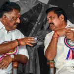 strategy meeting of AIADMK