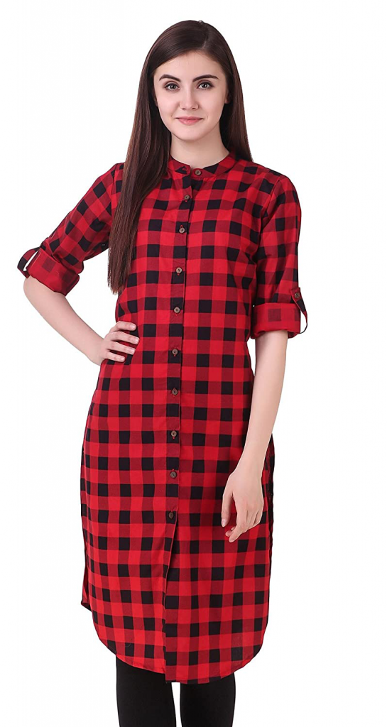 FLANNEL DRESSES