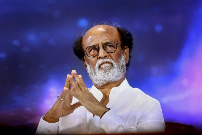 When? – Will Rajnikanth enter politics? Will discuss with district administrators today