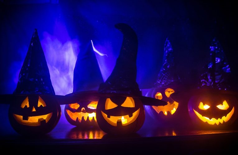 Trick or treat: the story of Halloween