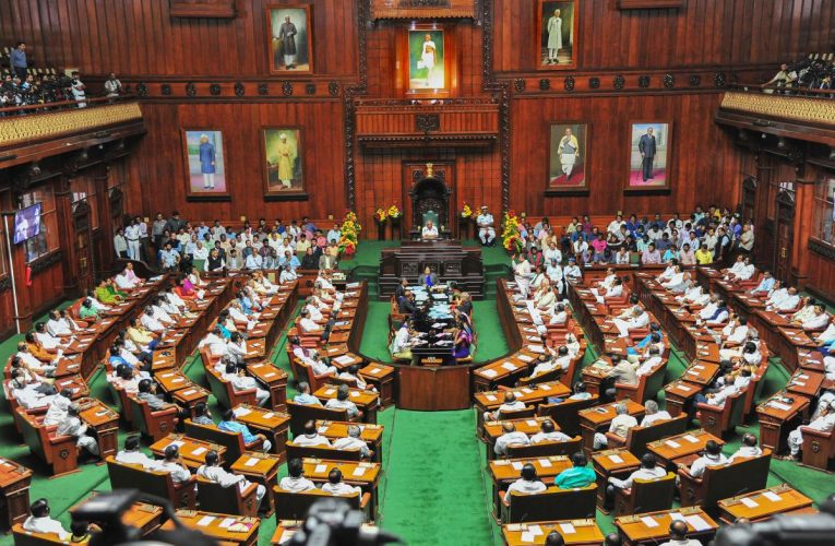 Anti-cow slaughter bill passed in Karnataka amidst the noise