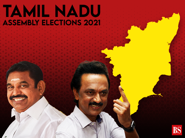 Exit poll suggests a clean sweep by the DMK on the 2021 assembly elections