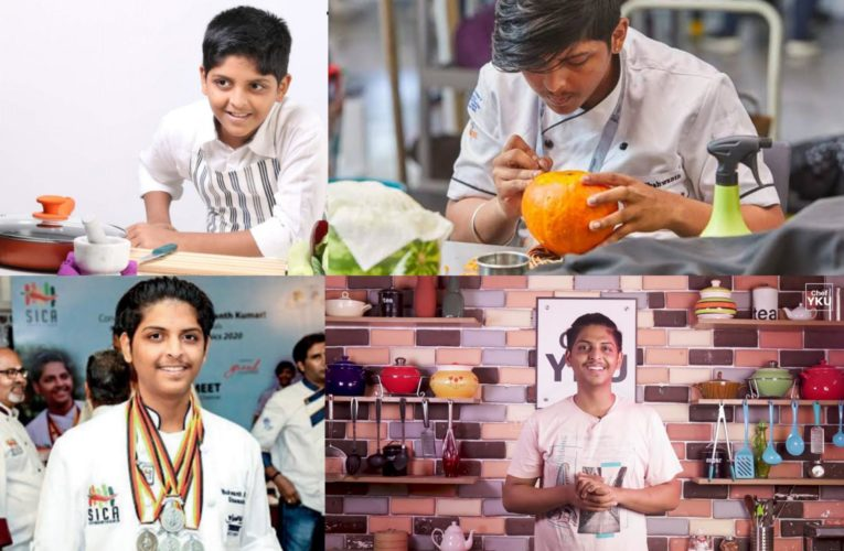 The Journey of 16-year-old Indian Chef who won at The Culinary Olympics