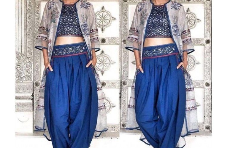 """""""BORING CLASSIC OR WESTERN FASHION FOR WEDDINGS? WHY NOT TRY ITS FUSION CHIC LOOK"""""""