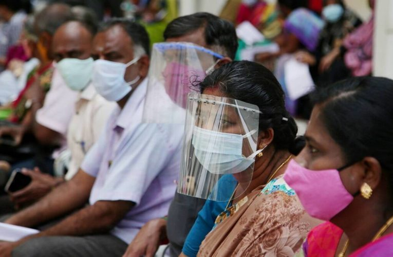 Tamilnadu registered the maximum number of COVID vaccines in a day; 4.3 lakh jabs have reported, says the sanitary department