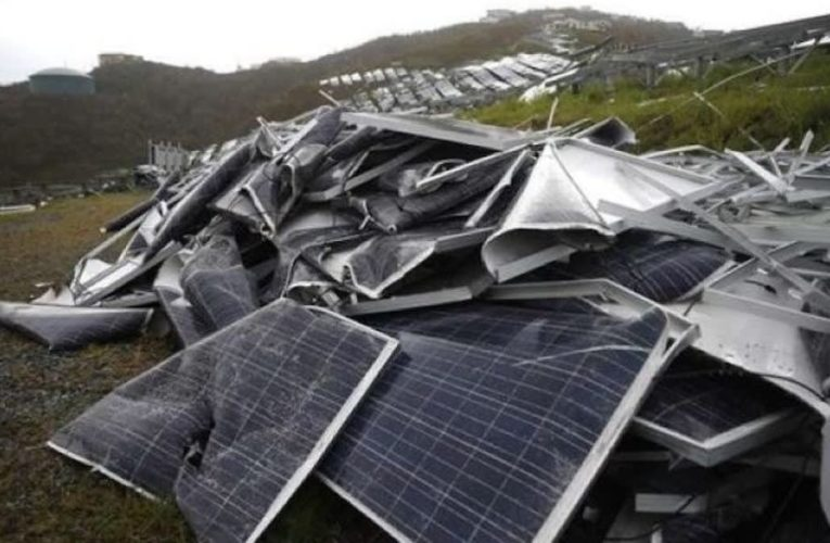 2.95 billion tons of solar waste would burden India as of 2047. Is the government ready to manage this large solar waste production?