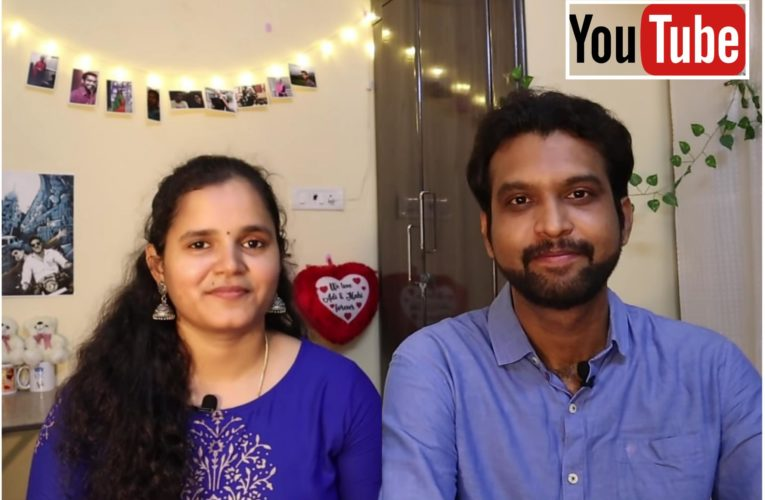 The Online Duo; The story of a trendsetting couple of South India