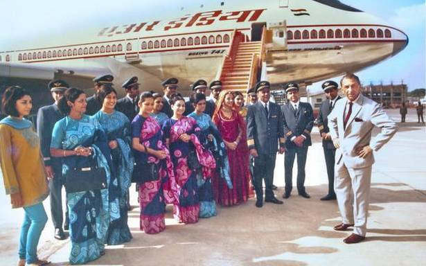 Air India rejoined with its parent organization after 68 years; Ratan Tata welcomed Air India in his Tweet earlier, thanking the Nation in this memorable reunion